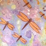 dragonfly family