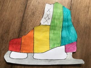 skate rainbow