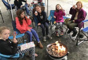 group marshmallows