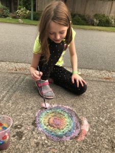 chalk claire