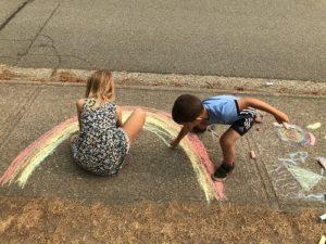 chalk neighbours