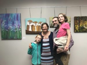 art show mla family