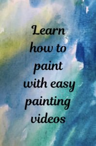 learn to paint blog image
