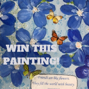 win this painting!