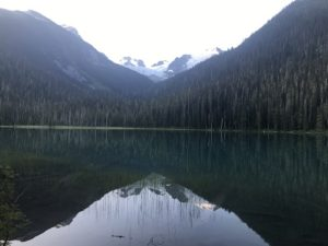 joffre lake first one