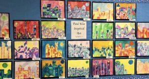 Paul Klee board