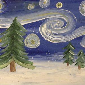 winter art classes 2020