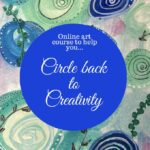 circle back to creativity logo