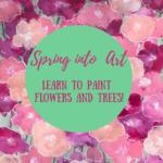 spring into art photo