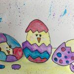 chick art wendy